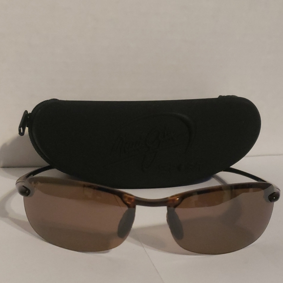 NWOT Maui Jim Unisex Sunglasses & Case